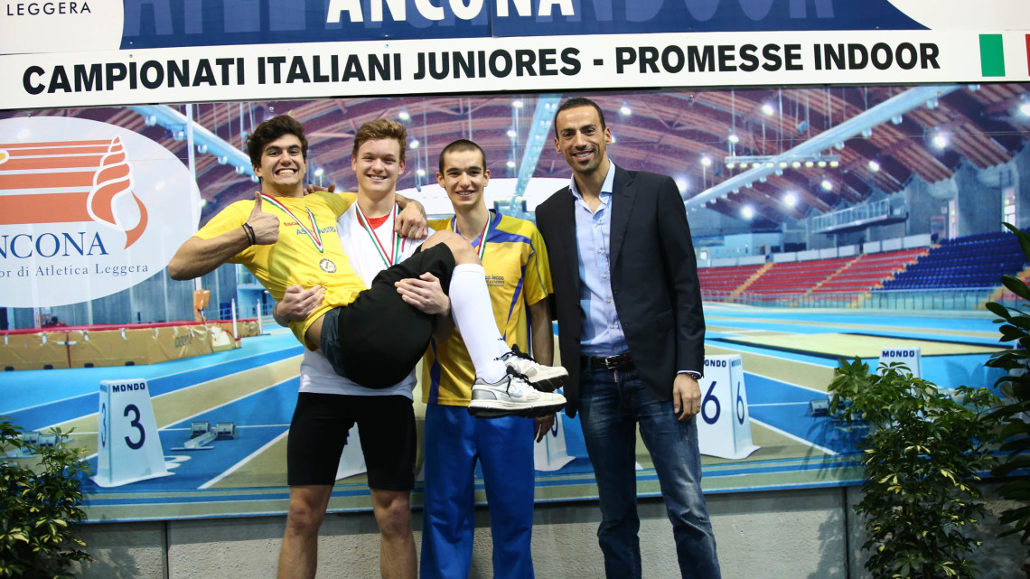 Campionati Italiani Juniores e Promesse Indoor
