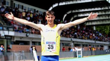 Campionati Italiani Juniores e Promesse di Rieti 2015